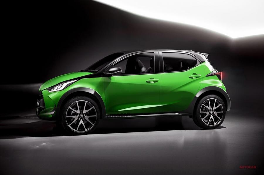 【トヨタ小型ハッチバック】新型アイゴ、クロスオーバーに 欧州発売は2021年頃