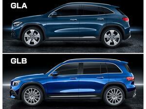 【絶対比較】メルセデス・ベンツの新型GLAが欧州で登場。そこでGLAとGLB、同門SUV対決