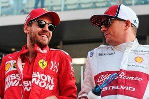 ライコネン、アルファロメオF1での1年を振り返る「フェラーリにいた時とそれほど変わらない」