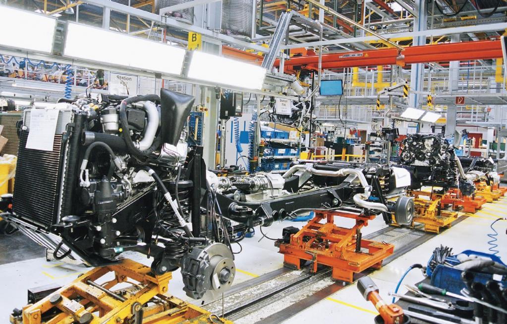 Made in Graz オーストリア 新型Gクラス、新型スープラ、Z4が生まれるマグナ・シュタイヤーのオーストリア・グラーツ工場
