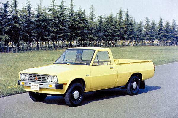 三菱 ピックアップトラック生誕40周年、年内に新型発表予定