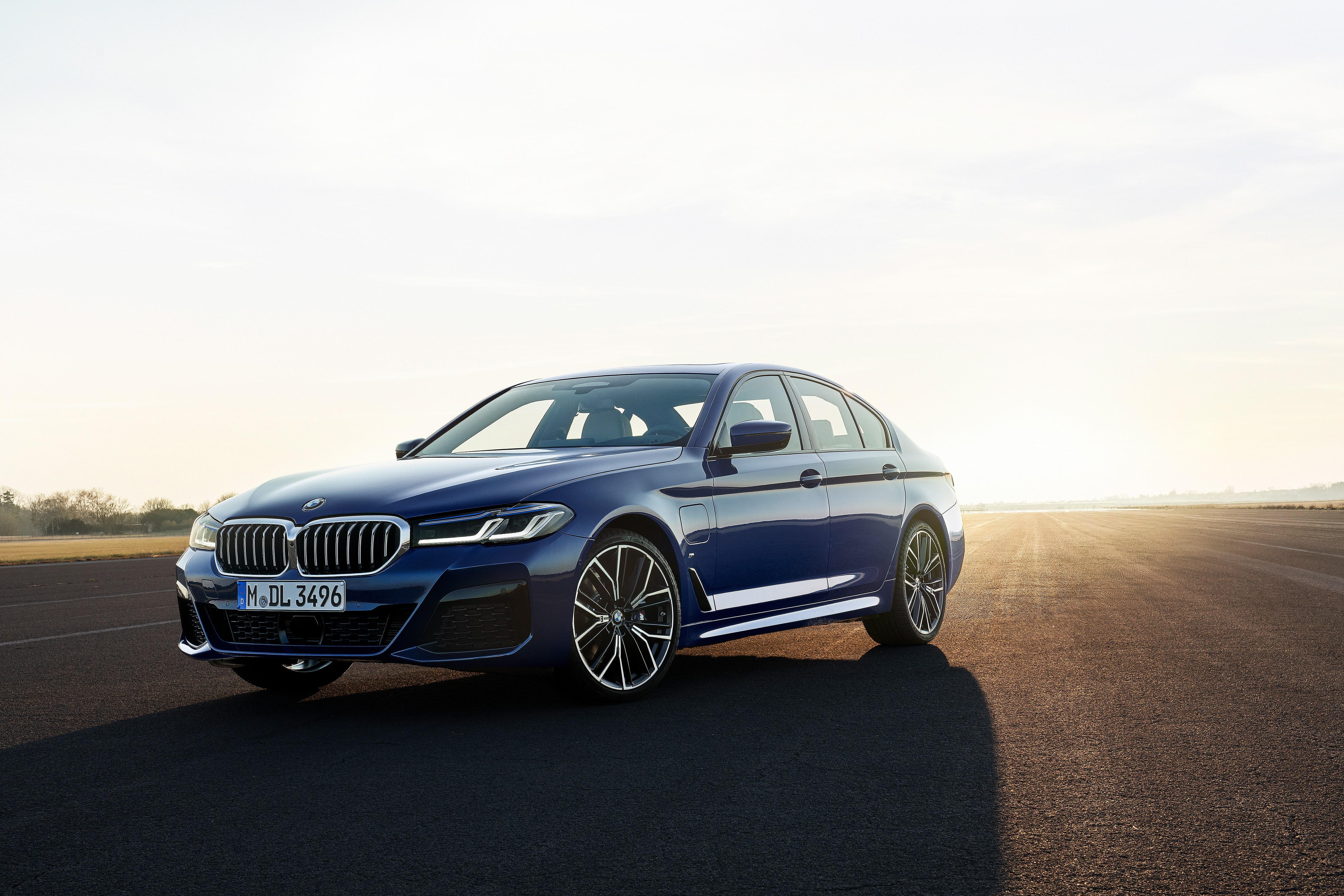 新型BMW5シリーズ登場! アップデート内容とは?