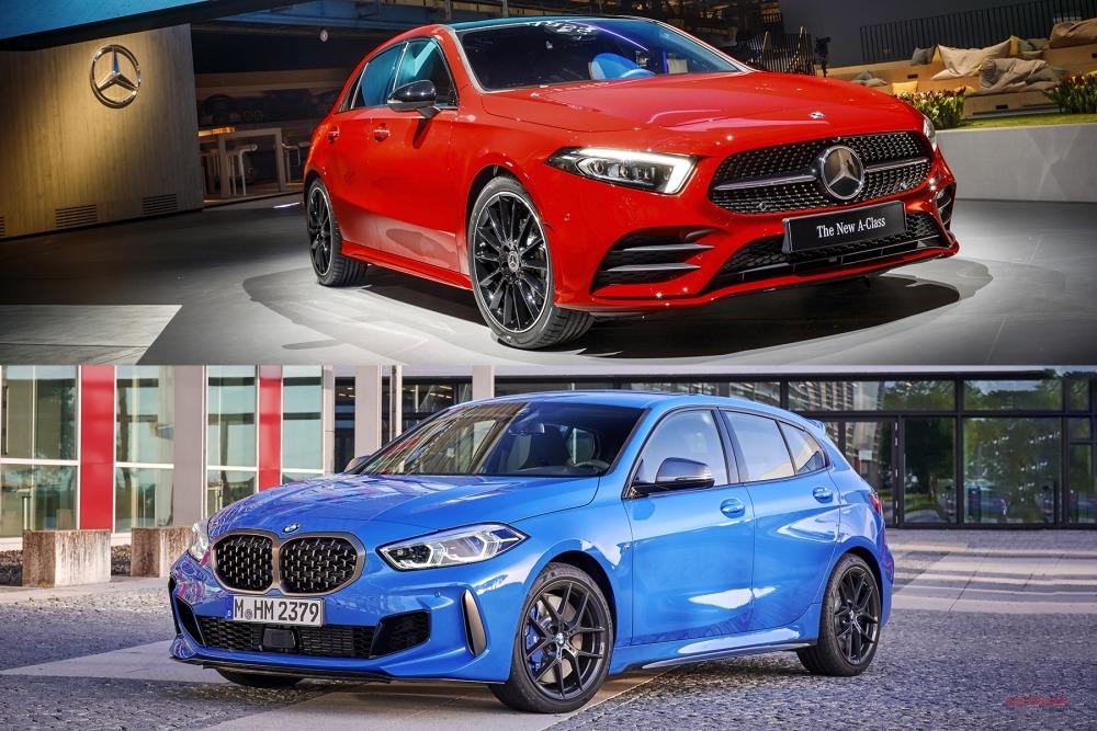 【メルセデス・ベンツ vs BMW】コンパクトモデルぞくぞく投入の舞台裏 商品&販売戦略やや違う
