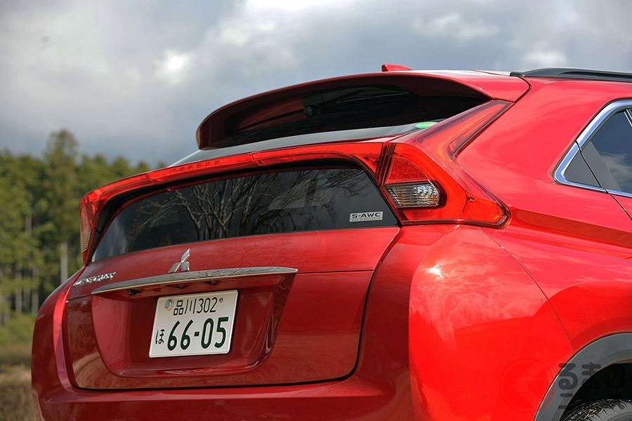 「もっと売れていい」影に隠れたSUV 三菱「エクリプスクロス」が持つ優位性とは?