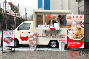 日本初のサービス!? 移動販売車のサブスク 飲食業界の起爆剤になる?