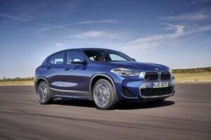 BMW、X2のプラグインハイブリッド「xDrive25e」を本国で発表