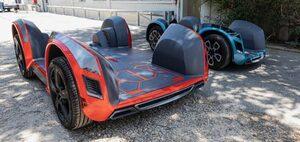 KYBがイスラエル企業と次世代EV車向けサスペンションを共同開発。トヨタ実験都市『ウーブンシティ』にも登場か?/オートスポーツweb的、世界の自動車