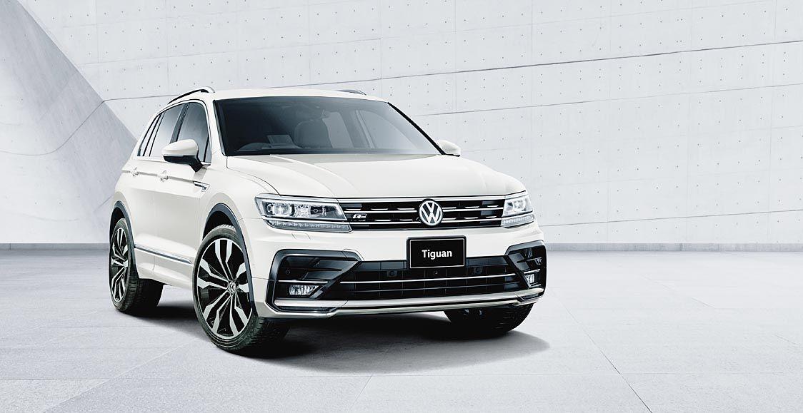 VW、「ティグアン」にデンマークの音響メーカーと共同開発した特別仕様車