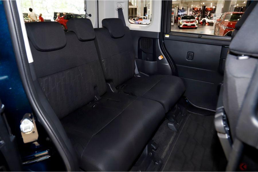 地味だけど人気は高い! トヨタ小型ワゴン「ルーミー」が売れ続けるワケ