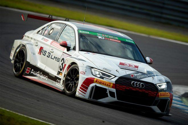Hitotsuyama Racing、19年開催のTCRジャパン参戦ドライバーを募集。参戦パッケージも