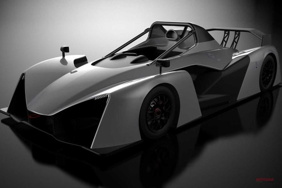 レボリューション・レースカーズ サーキット専用車を発表
