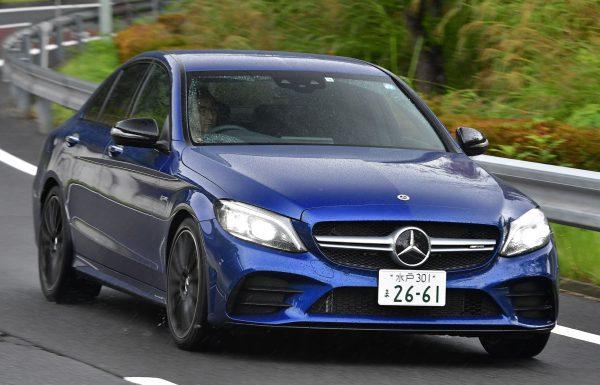 新型ベンツC登場!! 超王道スポーツセダン「見た目変わらず中身は新車!」