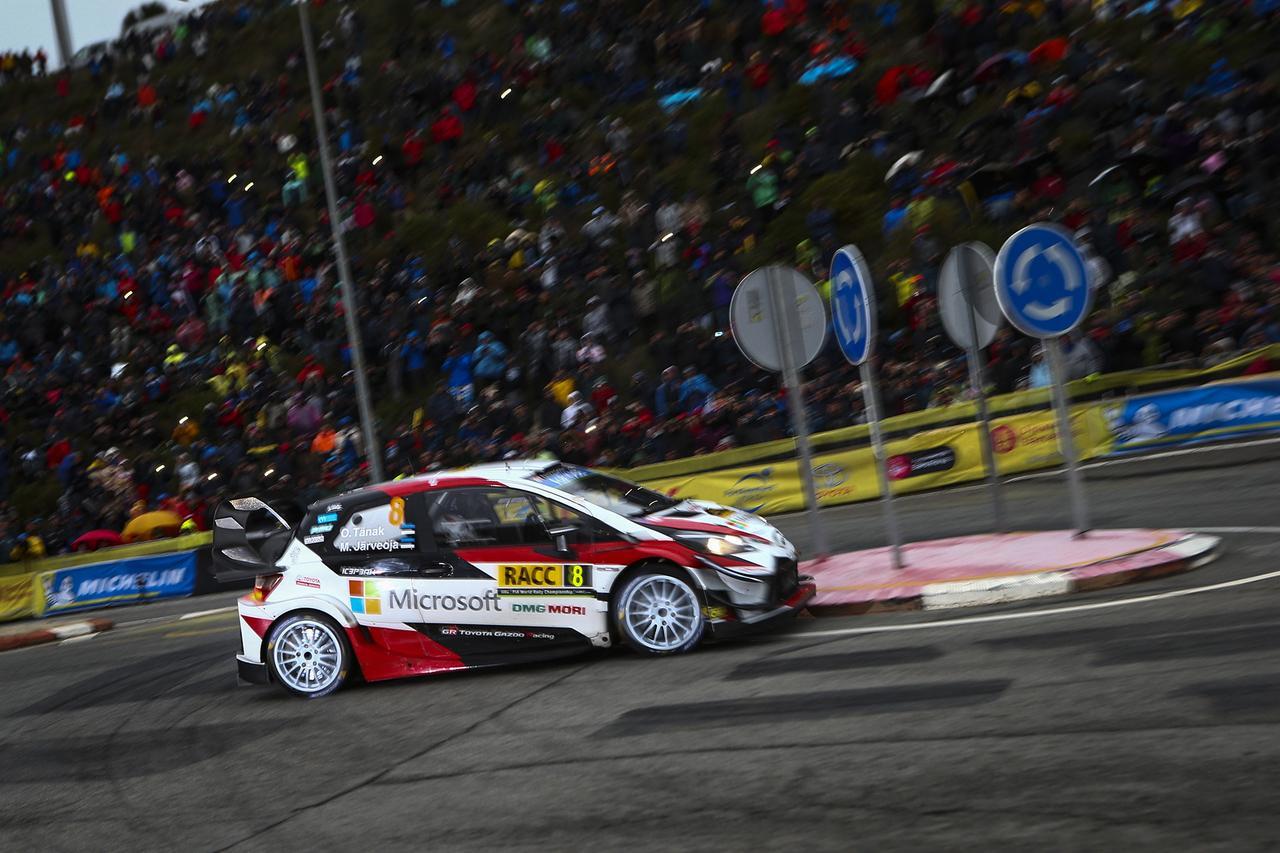 【ニュース】WRC第12戦ラリー・スペインはシトロエンのローブが圧巻の逆転勝利、トヨタは6-8位に入賞