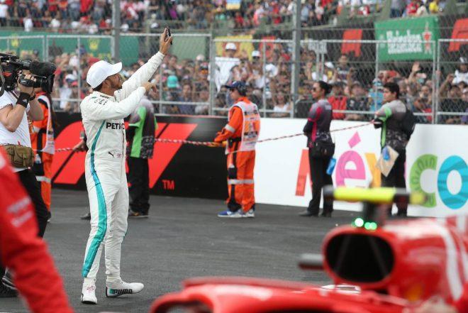 【ポイントランキング】F1第19戦メキシコGP終了時点