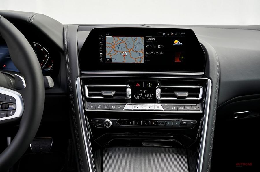 BMW M850i 初試乗 英国価格10万ポンド フラッグシップ・クーペ復活