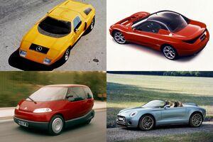 「立ち消えになった」コンセプトカー20選 あなたは何台知っている?