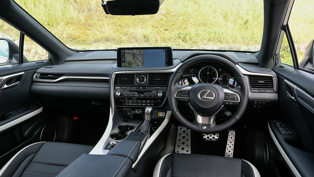 【試乗】レクサスRX450hは先進の安全装備と高い快適性を備えるRXのスタンダードモデル