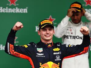 F120戦ブラジルGP、ホンダパワー炸裂、フェルスタッペン圧勝、ガスリーが2位【モータースポーツ】