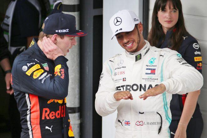 フェルスタッペンに敗れたハミルトン「レッドブル・ホンダF1はストレートで本当に速かった」アルボンには謝罪