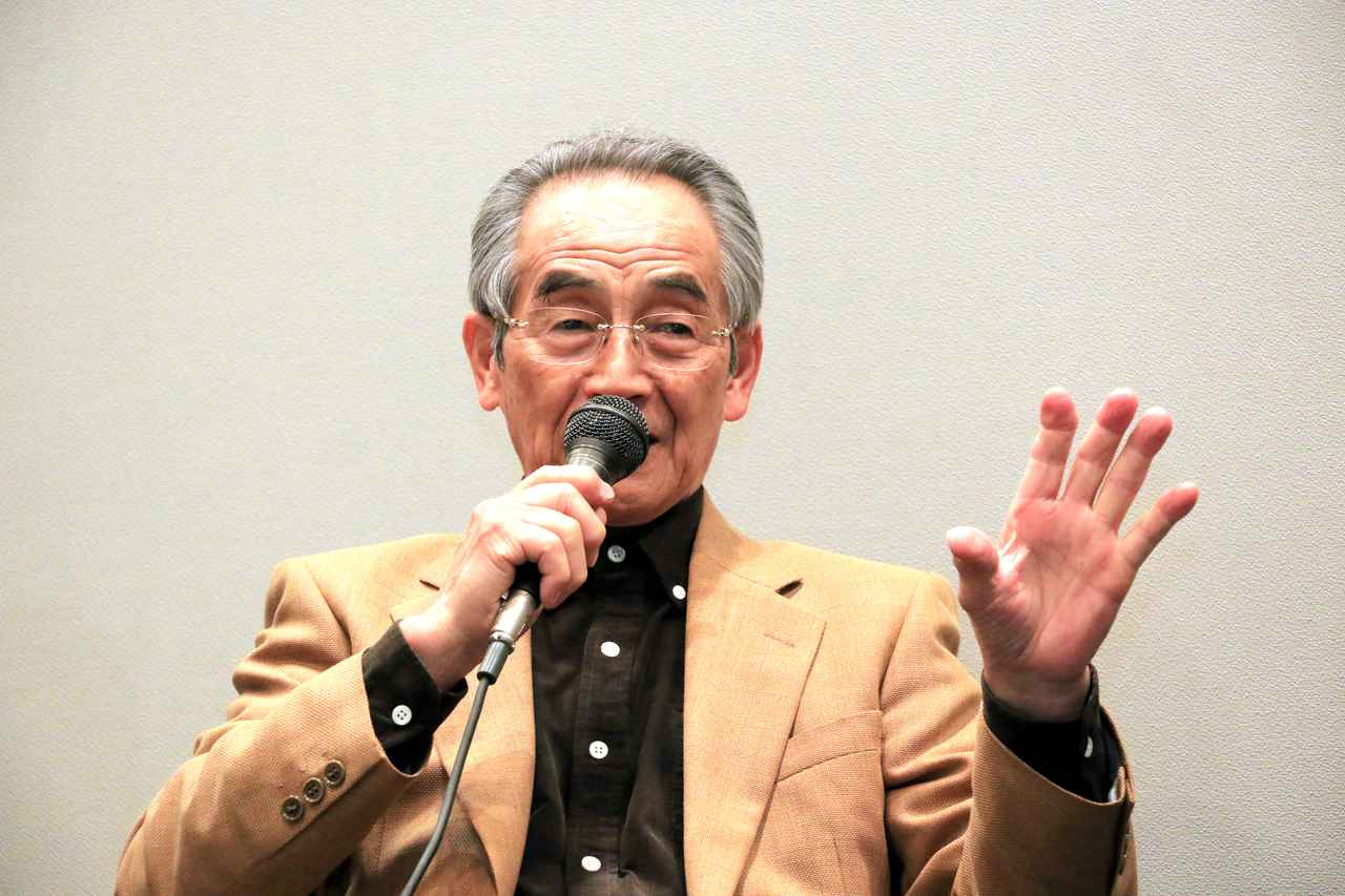 日本移植支援協会「ありがとうフェスタ」に、レジェンドライダーの本橋明泰氏・鈴木忠男氏・風間深志氏が登場