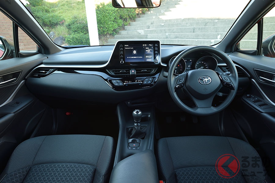 トヨタ新型「C-HR」にスポーティな「GRスポーツ」登場! 普通のC-HRとはどこが違う?
