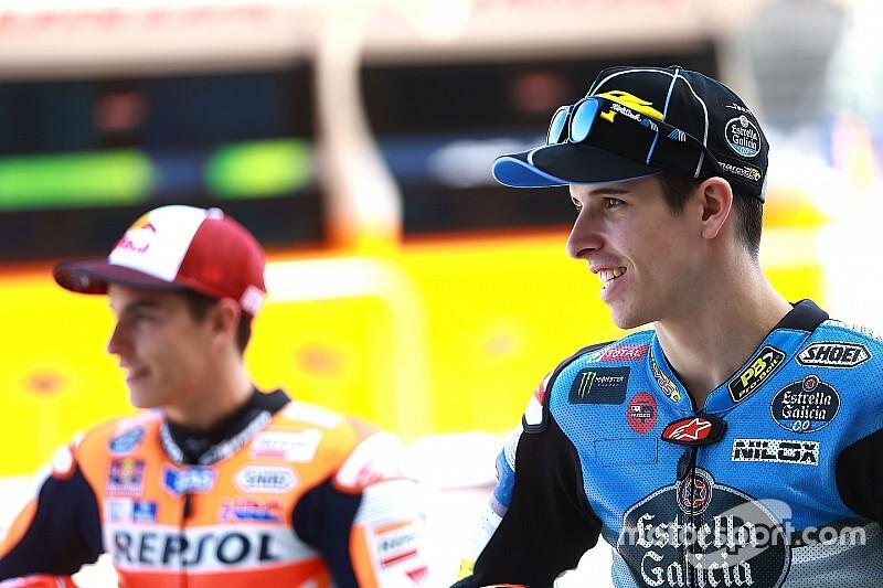 """【MotoGP】アレックスはHRCの""""責任""""を背負える? マルク・マルケス「弟加入でもアプローチは不変」"""