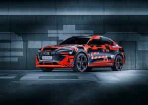 アウディ、ロサンゼルショーで「e-tron スポーツバック」と「RS Q8」を世界初公開