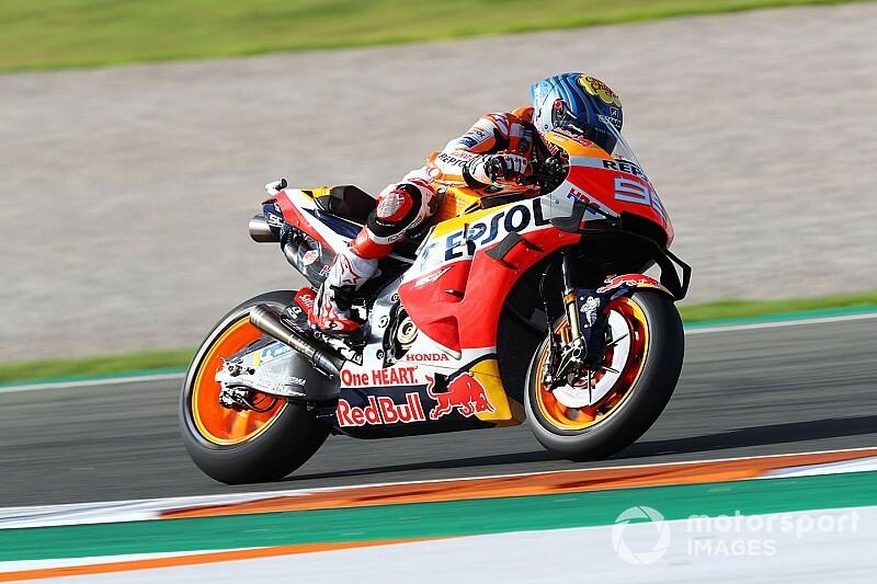 【MotoGP】フィニッシュの瞬間「自由を感じた」ロレンソ、引退レースに万感の思い