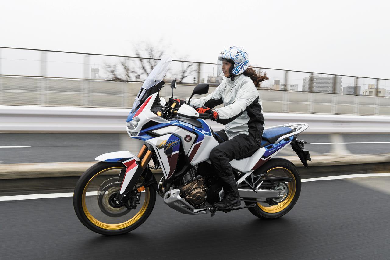 伊藤真一さんがホンダ「CRF1100L アフリカツイン Adventure Sports ES DCT」を初試乗! 乗り心地のインプレ&最新装備の特長を解説【ロングラン研究所】(2020年)