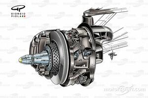 """メルセデスF1の開発方法論。F1のブレーキを""""次のレベル""""に引き上げた?"""