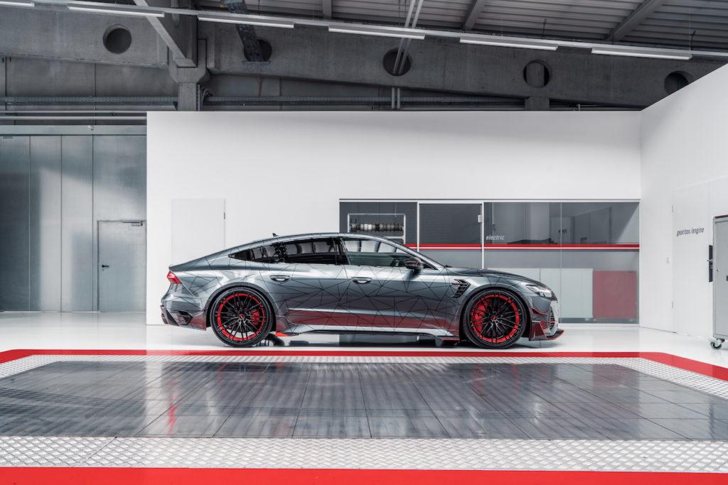 ABTスポーツライン、最高出力740hpのチューンド アウディRS 7「RS7-R」を125台限定でリリース【動画】