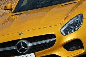 【JAIA】メルセデス-AMG GT S…「勘違いしちゃいけない」「ポルシェ928が正常進化を続けていたら」