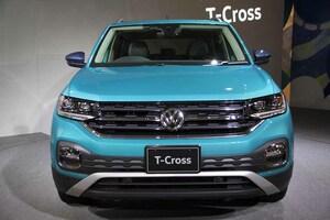 日本の道路環境にもピッタリのコンパクトSUV「VW Tクロス」【JAIA輸入車試乗会】