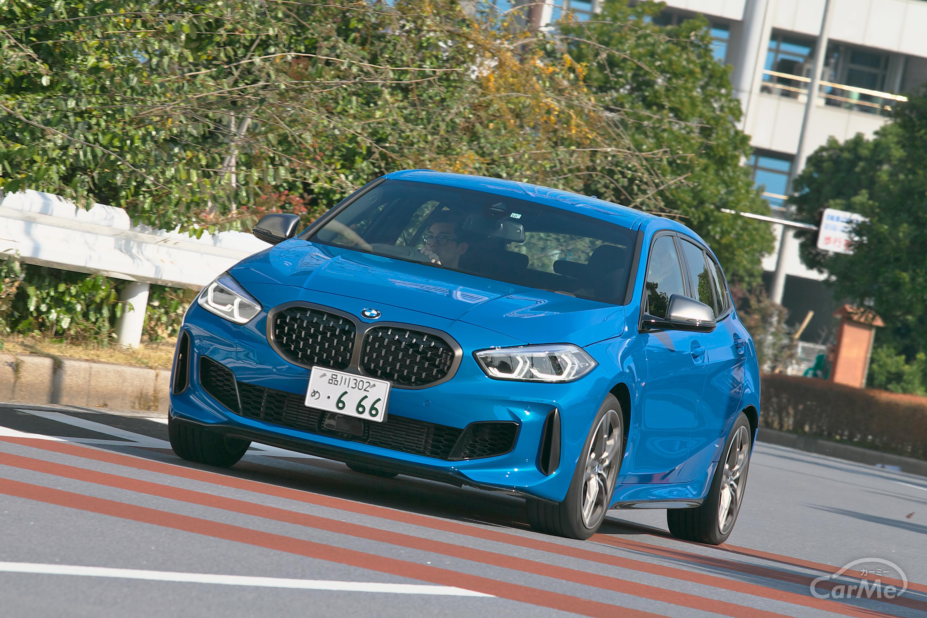 【プロ徹底解説】BMW 新型1シリーズはアンダー知らず?ARBなど新しいシステムやエンジンに迫る