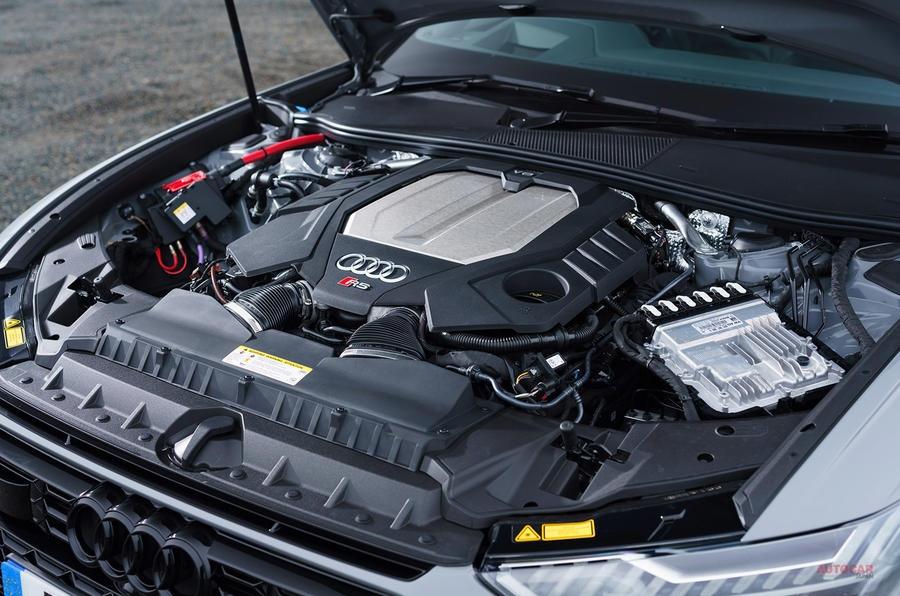 【イメージ通りの万能選手】アウディRS6アバントへ試乗 V8ツインターボ 599ps