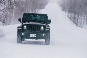 ジープ ラングラーで雪を遊べ! アンリミテッド ルビコン試乗記