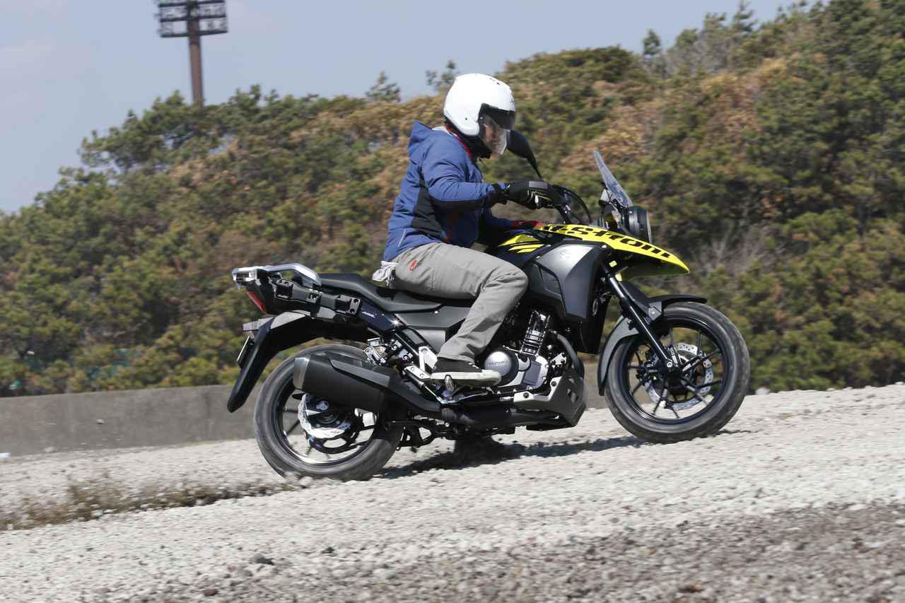 スズキ「Vストローム250 ABS」500km試乗インプレ/驚くべき実燃費と航続可能距離が明らかに!【現行車再検証】
