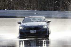 BMW 850iとレクサス LC500hの勝負はタイヤ性能だけでなく、制御系で勝敗が分かれた!【清水和夫のDST】#102-3/4