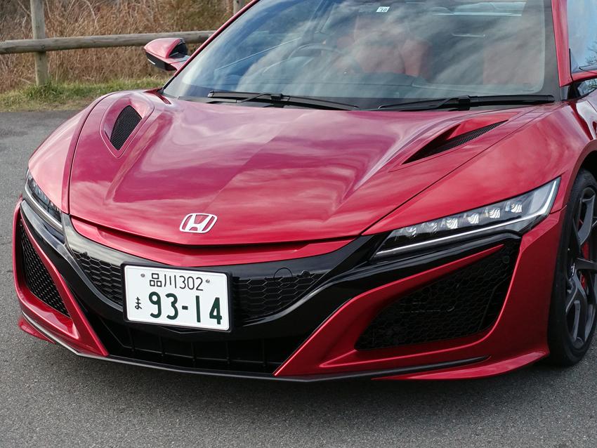 【ホンダNSX マイチェン試乗記】19年モデルが日本主導の開発になった理由 vol.3/3
