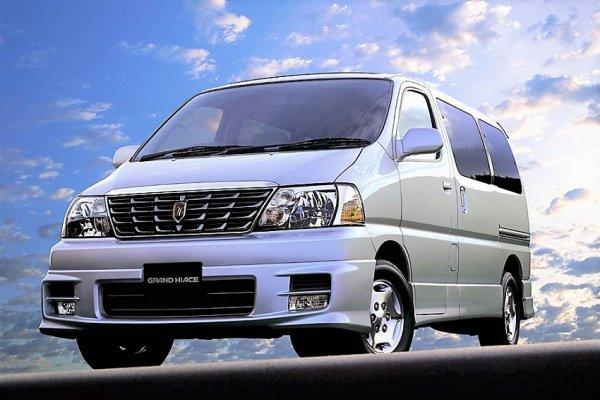 【噂の高級ミニバンに続報入荷】車名はグランドハイエースか!? 東京モーターショーで公開へ!!!