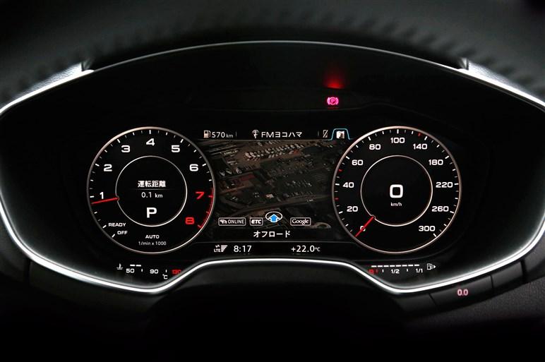 新型アウディTTに公道試乗、3モデルそれぞれの個性に迫る