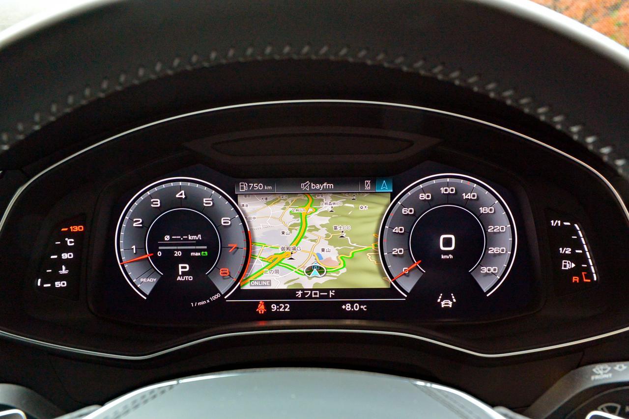 【試乗】アウディ A7スポーツバックとA8は、フラッグシップにふさわしい走りと、装備と、機能美を堪能できる。