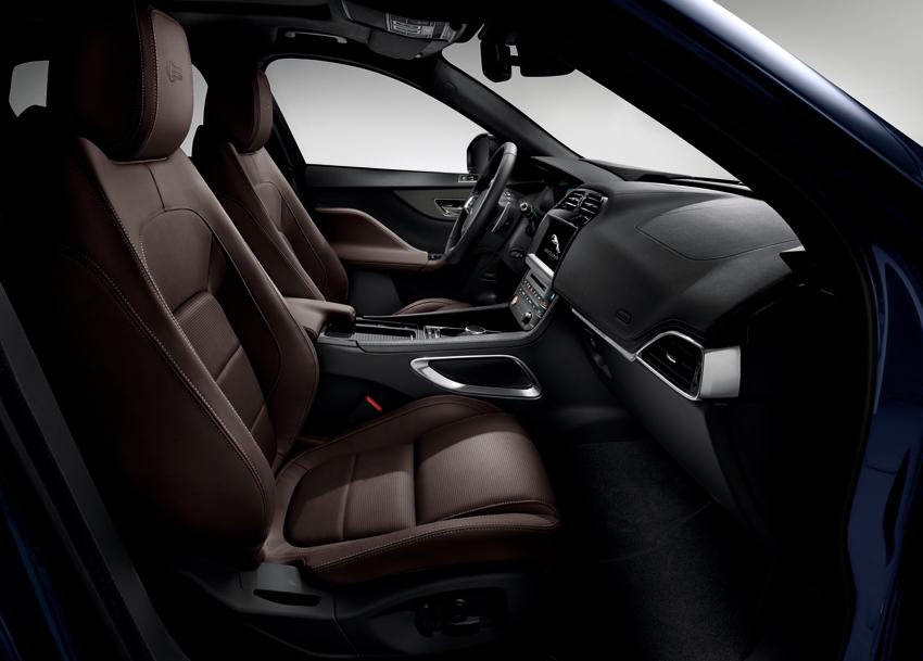 ジャガー、550psの「F-PACE SVR」2019年モデル オールラインアップ発売