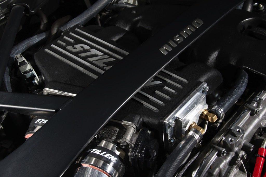 「アメリカの名門が手がけた過給機キットでZ34を500馬力までドーピング!」VQチューンを知り尽くしたデイトナならではの仕様