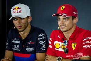 """F1が迎えるフレンチ・ドライバーの新時代。ガスリーに必要なルクレールの""""強さ"""""""