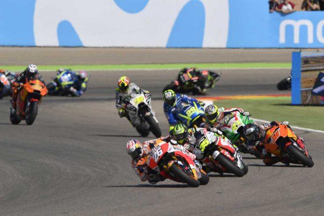 MotoGPアラゴンGPプレビュー:ドゥカティが3連続優勝。マルケス、得意コースで勝利なるか?