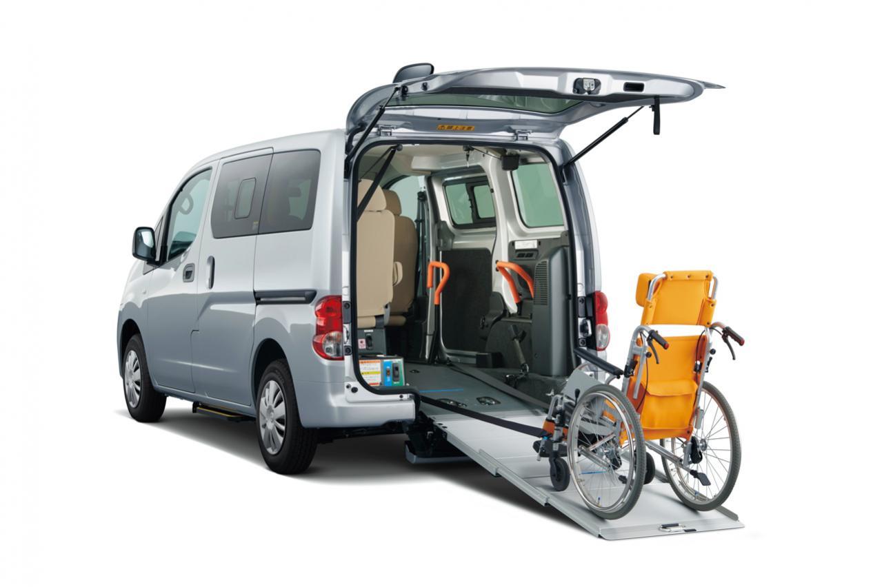 日産のNV200バネットが仕様向上で先進安全装備が拡充! AT車は「サポカー」に該当