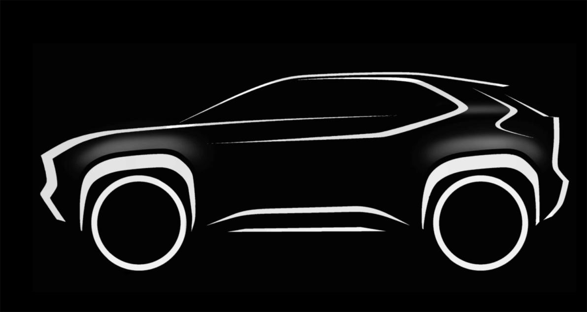 【速報】ウワサのヤリス クロスか? 欧州トヨタが新型コンパクトSUVの導入計画を発表