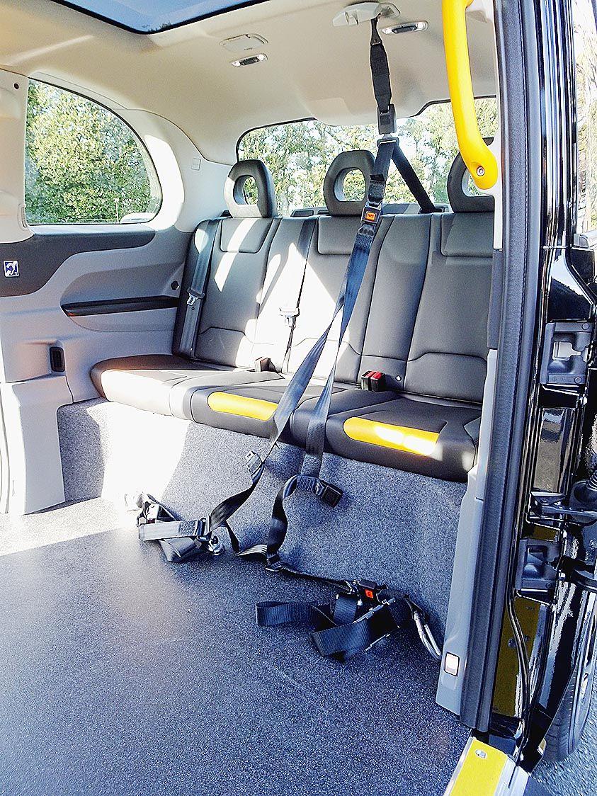 LEVCジャパン、新型ロンドンタクシーは電動車 2月発売