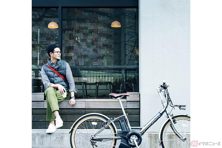 電動自転車の先駆けヤマハ「PAS」シリーズ レトロスポーティーな「PAS CITY-V」2020年モデル登場